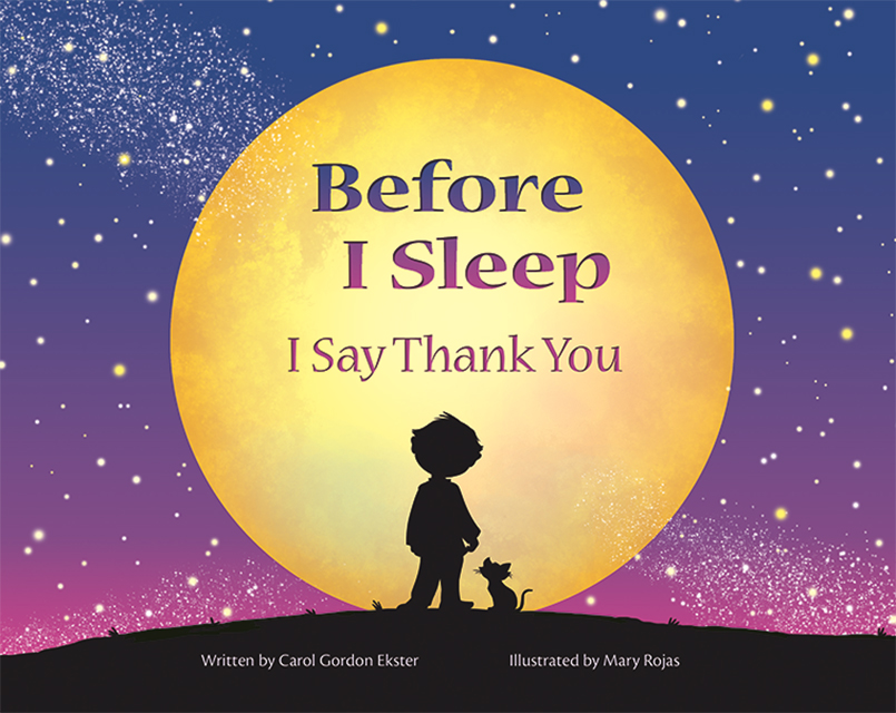 Book Review: Before I Sleep: I Say Thank You